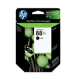 HP Black Ink Cartridge 88XL [C9396A]